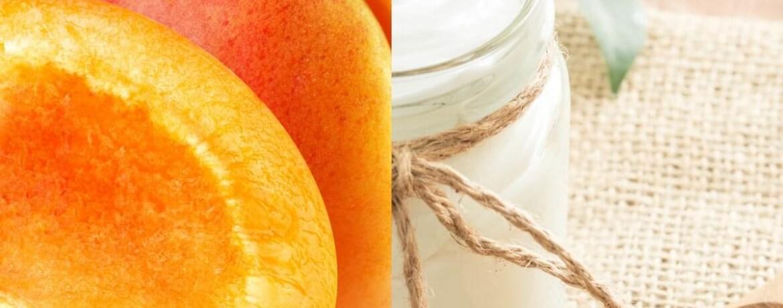 Aprikose + Naturjoghurt
