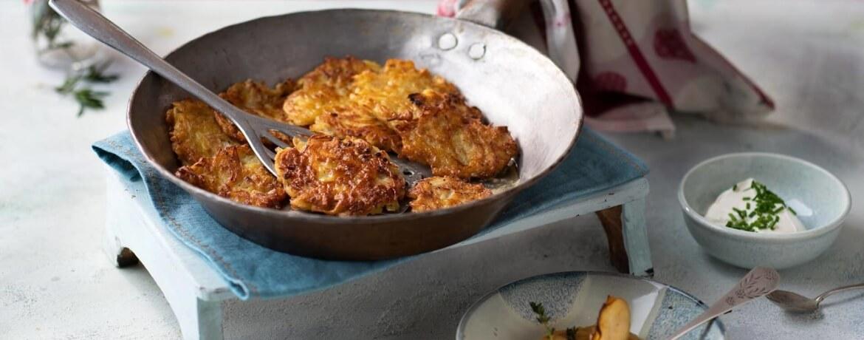 Kartoffelpuffer Grundrezept