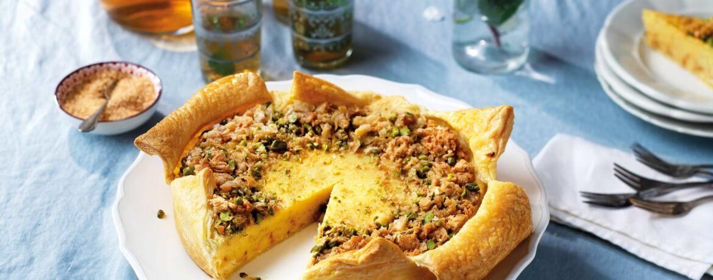 Baklava-Cheesecake
