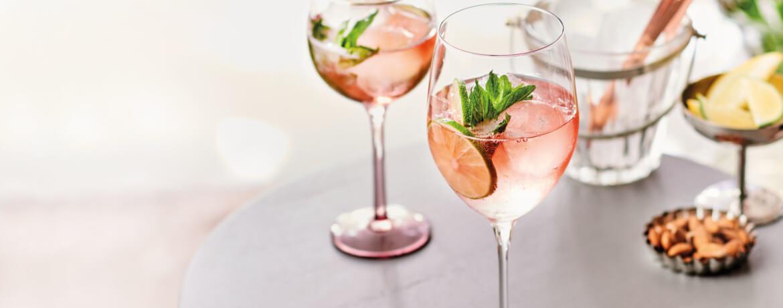 Rosé Tonic