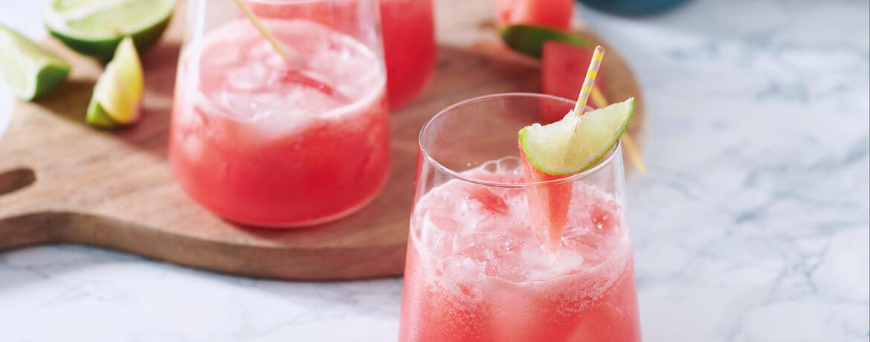 Wassermelonen-Drink