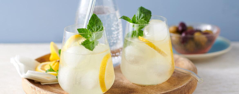 Limoncello-Spritz