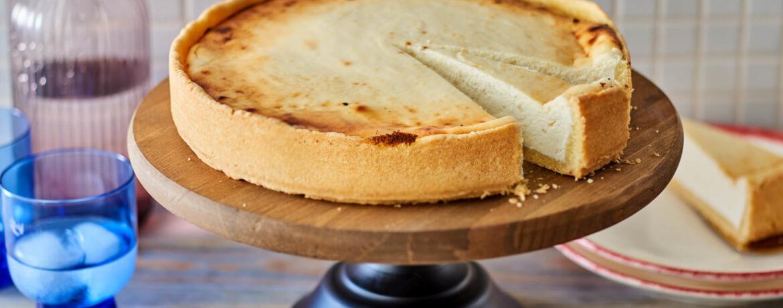 Laktosefreier Quarkkuchen