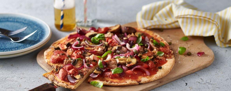 Paleo-Pizza Napoli