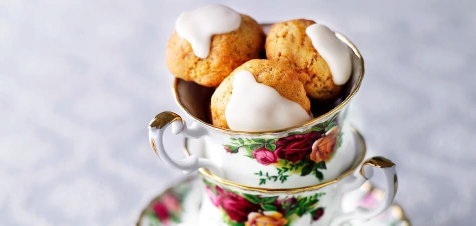 Karotten-Mandel-Cookies