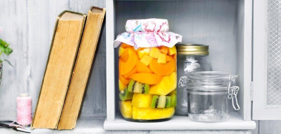 Früchte-Rumtopf