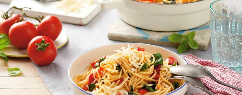 Toskanische One Pot Pasta