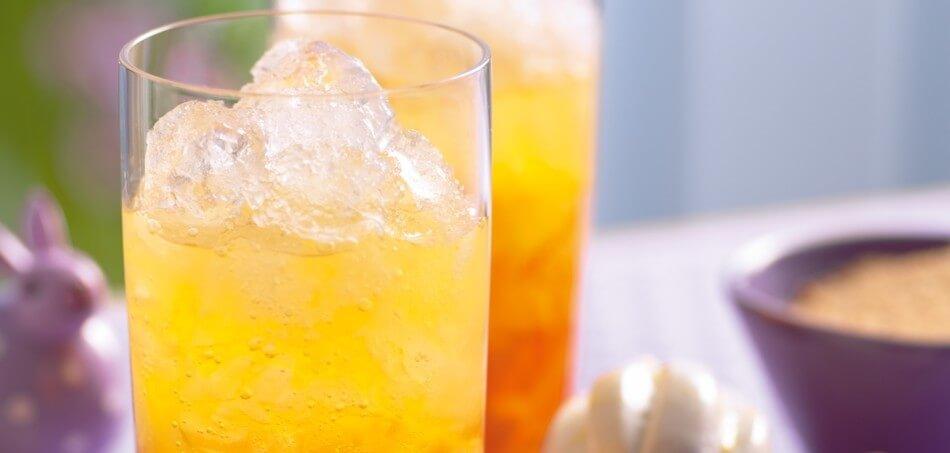 Amaretto-Orangen-Drink