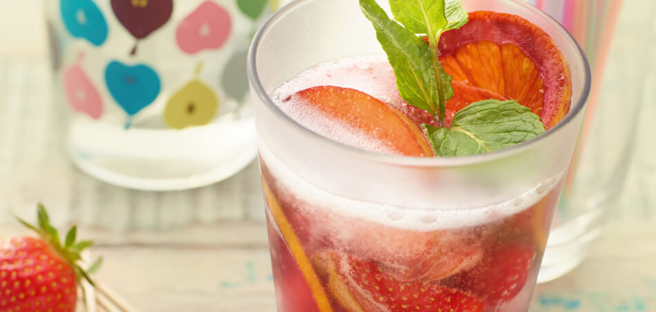 Frucht-Sangria