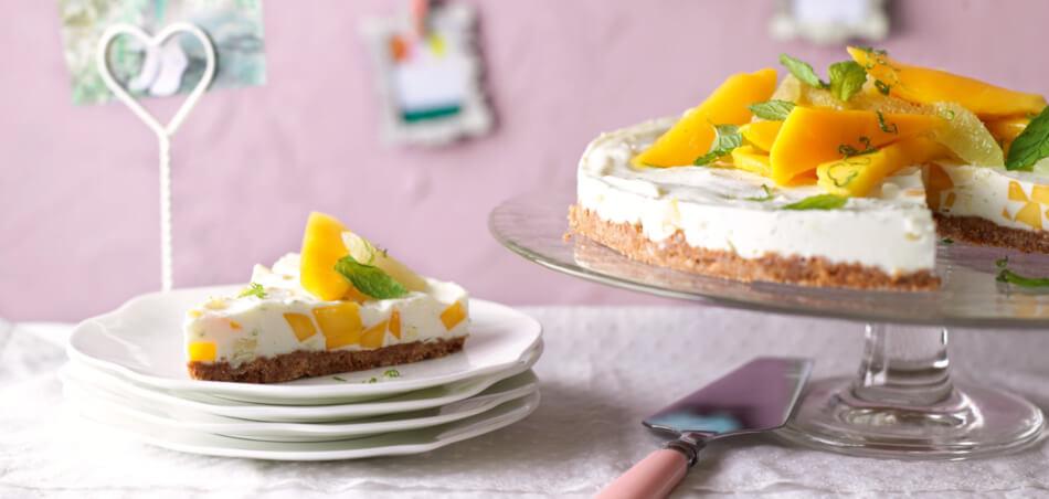 Mango-Schokoladen-Cake