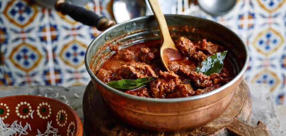 Alcatra (geschmortes Rindfleisch auf portugiesische Art)
