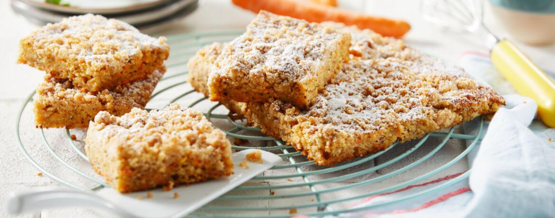 Saftiges Karottenkuchen-Rezept