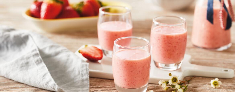 Erdbeer-Sahne-Likör-Rezept