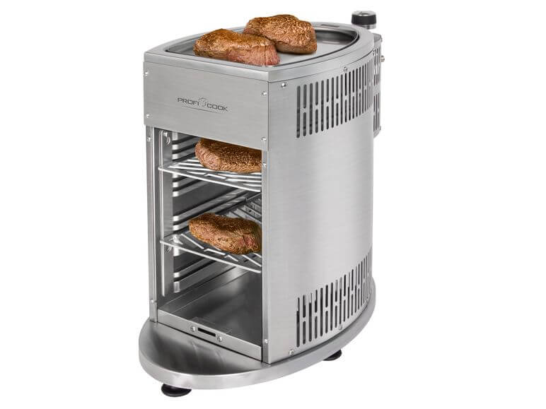 ProfiCook Gas-Beef-Grill PC-GBS 1178