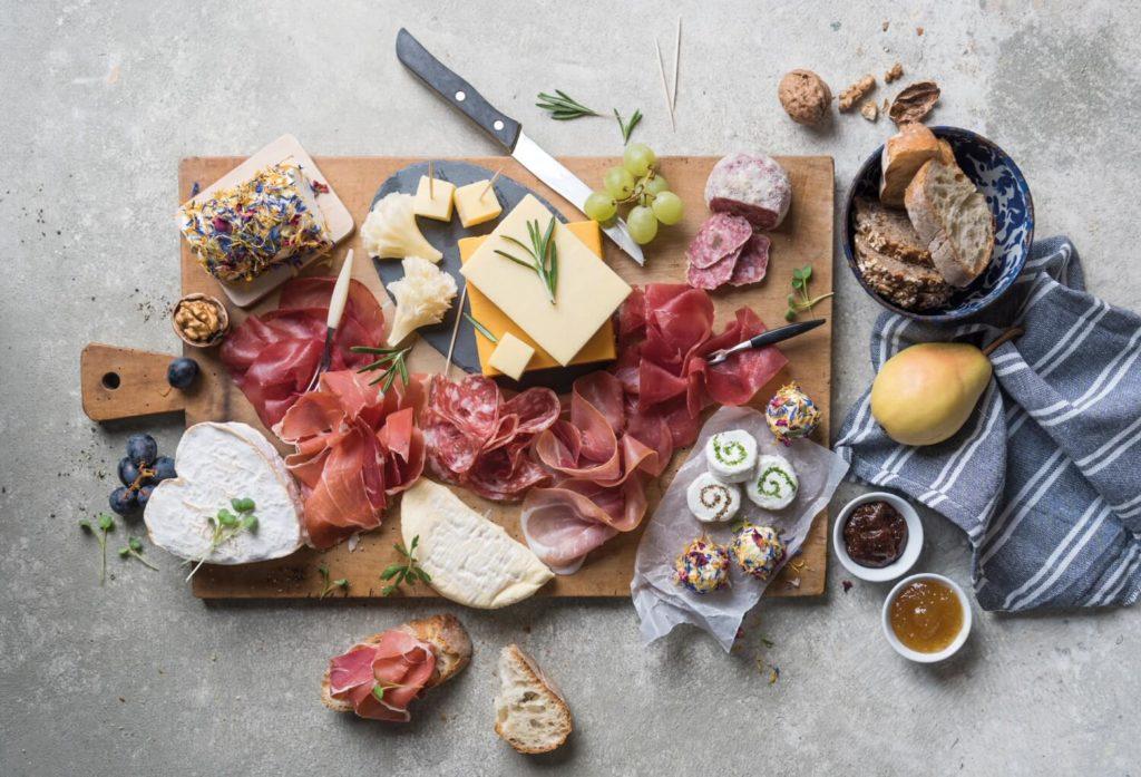 Die richtige Aufbewahrung von Wurst und Käse