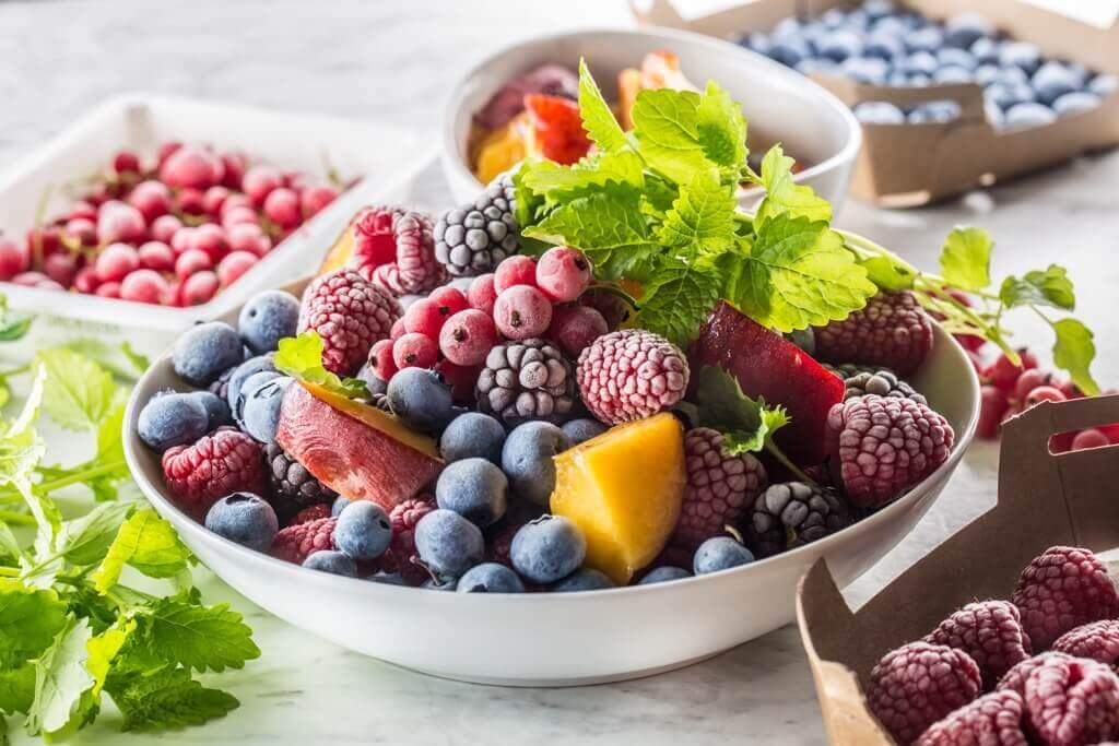 Die Vorteile von Tiefkühl Obst