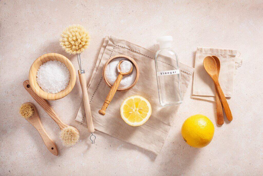 Essig und Essigessenz als Hausmittel
