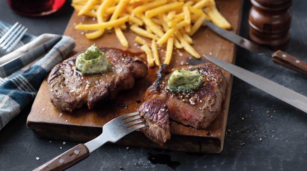 Muss ein Steak nach dem Grillen ruhen?