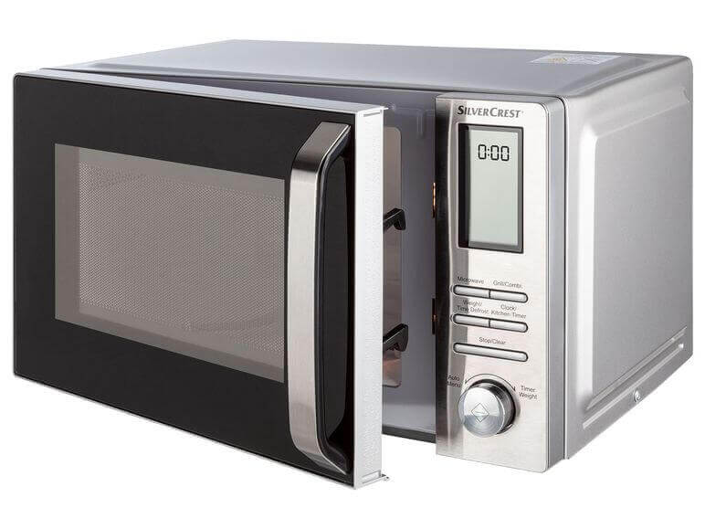 SILVERCREST® Mikrowelle SMW 800 F1