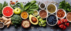 Welche Lebensmittel haben einen niedrigen glykämischen Index?