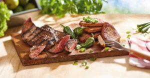 Wie dick sollte mein Steak sein?