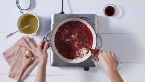 Dürfen Kinder Saucen mit Rotwein essen?