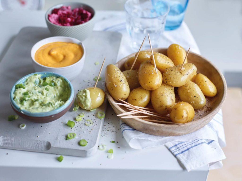 Weshalb sollte man Kartoffeln in Salzwasser kochen?