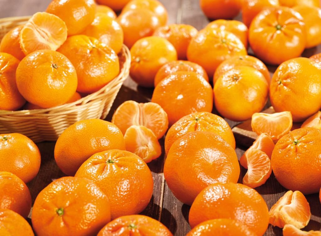 Wie unterscheiden sich Mandarinen und Clementinen voneinander?