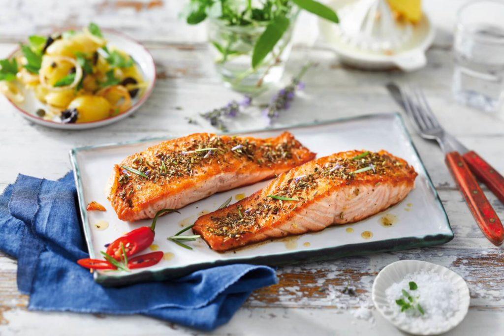 Wie viel Fisch sollte man pro Woche essen?