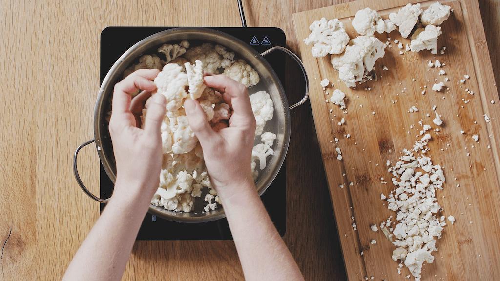 Was bedeutet eigentlich blanchieren und worin liegen die Vorteile?